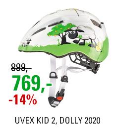 UVEX KID 2, DOLLY 2020