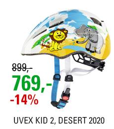 UVEX KID 2, DESERT 2020