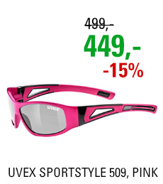 UVEX SPORTSTYLE 509, PINK (3316) 2020