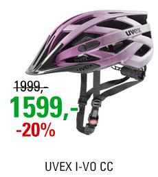 UVEX I-VO CC, BERRY MAT 2020