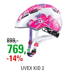 UVEX KID 2, PINK STRAWBERRY 2020