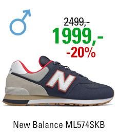 New Balance ML574SKB