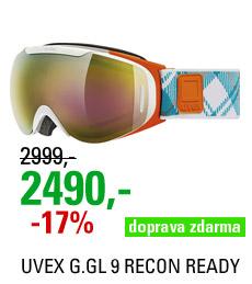 UVEX G.GL 9 RECON READY