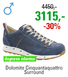 Dolomite Cinquantaquattro Surround Ocean Blue