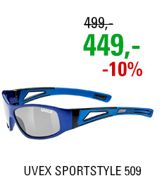 UVEX SPORTSTYLE 509, BLUE (4416) 2020