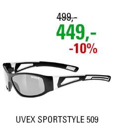 UVEX SPORTSTYLE 509 BLACK (2216) 2020