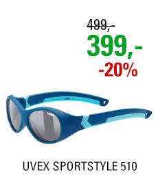 UVEX SPORTSTYLE 510, DARK BLUE MAT (4416) 2020