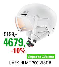 UVEX HLMT 700 VISOR white mat S566237100 20/21