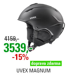 UVEX MAGNUM black mat S5662322108 20/21