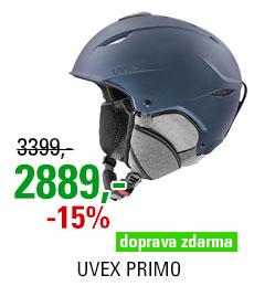 UVEX PRIMO navyblue mat S566227400 20/21