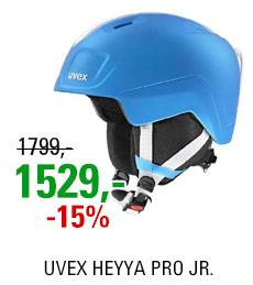 UVEX HEYYA PRO race blue mat S566253400 20/21