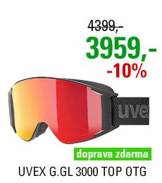 UVEX G.GL 3000 TOP OTG black mat/mir red pola clear S5513322130 20/21