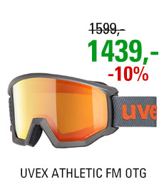 UVEX ATHLETIC FM OTG anthracite mat/mir orange orange S5505205130 20/21