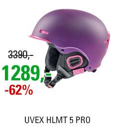 UVEX HLMT 5 PRO purple-pink mat S566146390