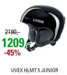 UVEX HLMT 5 JUNIOR black S566154220