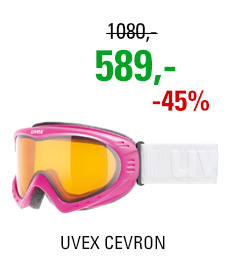 UVEX CEVRON pink mat/lgl clear S5500369129