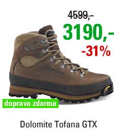 Dolomite Tofana GTX® Dark Brown