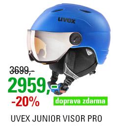 UVEX JUNIOR VISOR PRO cobalt mat S566191930 20/21