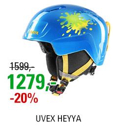 UVEX HEYYA blue splash S566252400 20/21