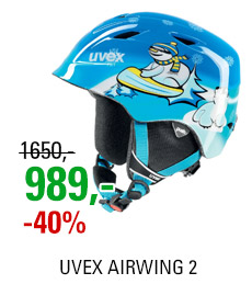 UVEX AIRWING 2 blue dragon S566132460