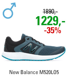 New Balance M520LO5