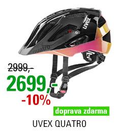 UVEX QUATRO, FUTURE-BLACK 2021