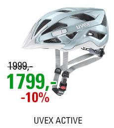 UVEX ACTIVE, AQUA WHITE 2021