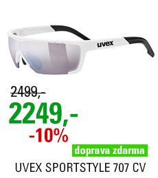 UVEX SPORTSTYLE 707 CV, WHITE (8896) 2021