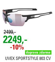 UVEX SPORTSTYLE 803 CV, BLACK MAT (2296) 2021