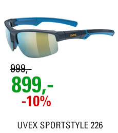 UVEX SPORTSTYLE 226, BLUE (5517) 2021
