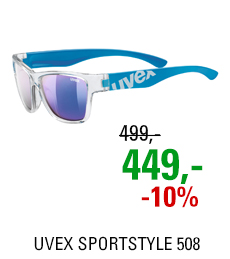 UVEX SPORTSTYLE 508, CLEAR BLUE (9416) 2021