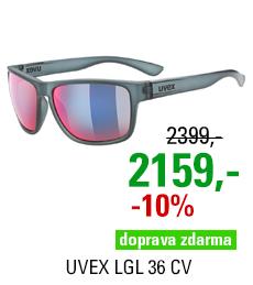 UVEX LGL 36 CV, GREY MAT (5598) 2021