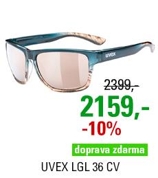 UVEX LGL 36 CV, PEACOCK-SAND (4697) 2021