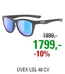 UVEX LGL 48 CV, ANTHRACITE MAT (2298) 2021
