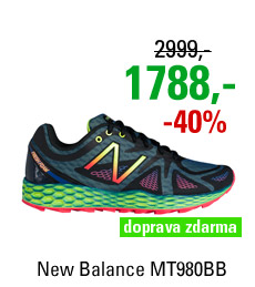 New Balance MT980BB