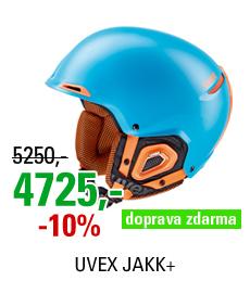 UVEX JAKK+ petrol-orange mat S566182400