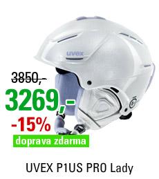 UVEX P1US PRO Lady, white skyfall S566179100
