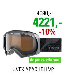 UVEX APACHE II VP, black mat S5506252221