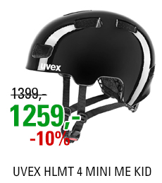 UVEX HLMT 4 MINI ME BOYS KID 2021