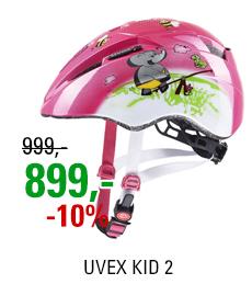 UVEX KID 2, PINK PLAYGROUND 2021