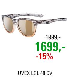UVEX LGL 48 CV, AMBER TRANSPARENT (3997) 2021