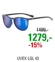 UVEX LGL 43, BLUE HAVANNA (4616) 2021