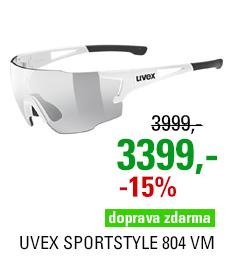 UVEX SPORTSTYLE 804 VM, WHITE (8801) 2021
