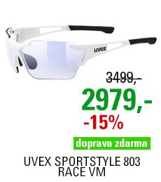 UVEX SPORTSTYLE 803 RACE VM, WHITE (8803) 2021