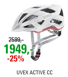 UVEX ACTIVE CC, WHITE MAT 2021