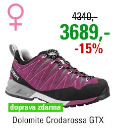 Dolomite Crodarossa GTX Women Purple/Grey