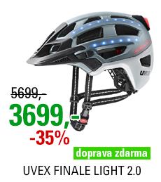 UVEX FINALE LIGHT 2.0, SPACE BLUE MAT 2021