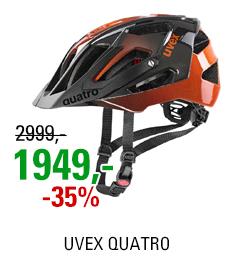 UVEX QUATRO, TITAN-ORANGE 2021