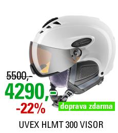 UVEX HLMT 300 VISOR white S566162110