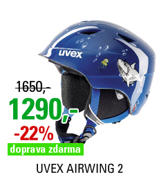UVEX AIRWING 2, blue shark S566132470